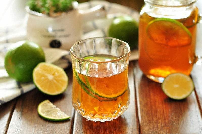 fruit black tea