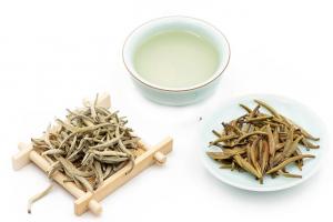 silver needle white tea bai hao yin zhen
