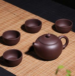 Yixing zisha tea set