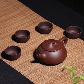 yixing teapot set