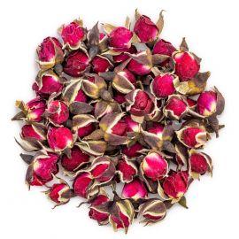 golden edge rose tea