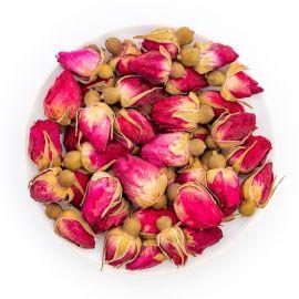 Dried Rose Buds Herbal Tea