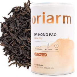 dahongpao rougui oolong tea