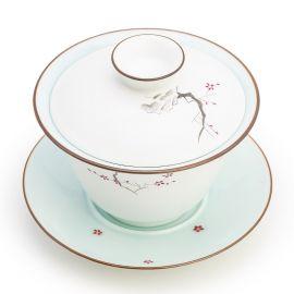 beauty porcelain gaiwan
