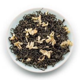 bi tan piao xue jasmine tea loose leaf