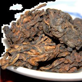 lao cha tou puerh tea