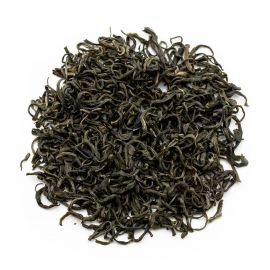 laoshan qingdao green tea loose leaf