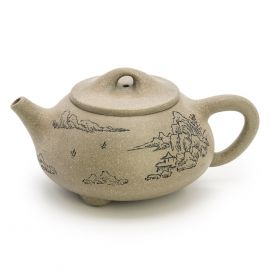 yixing clay tea pot