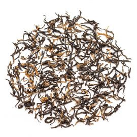 Yin Jun Mei Black Tea Leaves