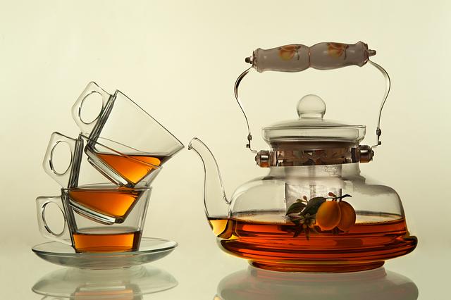 Health benefits of Drinking Tea