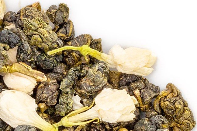 Jasmine Oolong Tea,Famous Taiwan Oolong Tea