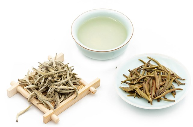 What is Silver Needle White Tea?